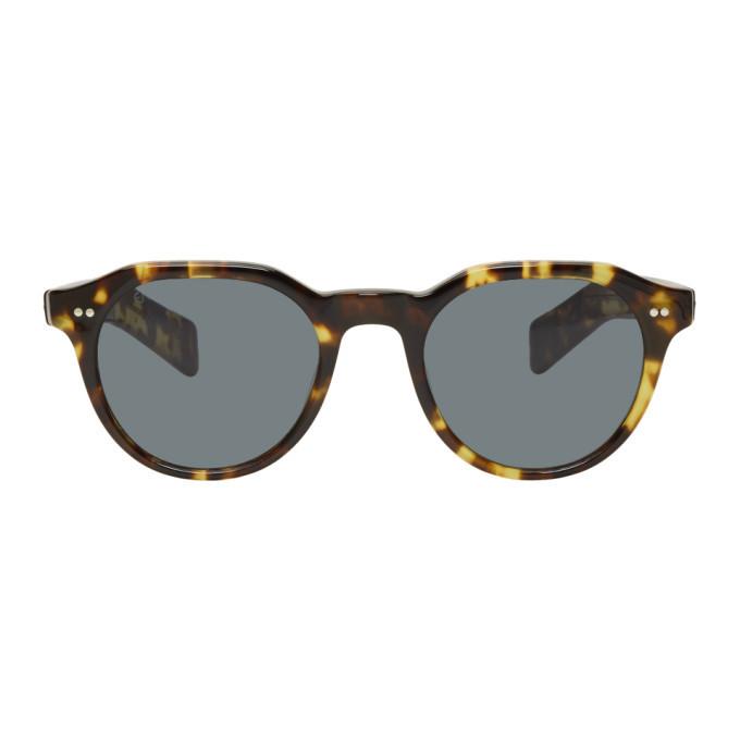 Photo: Eyevan 7285 Tortoiseshell Lubin-E Sunglasses