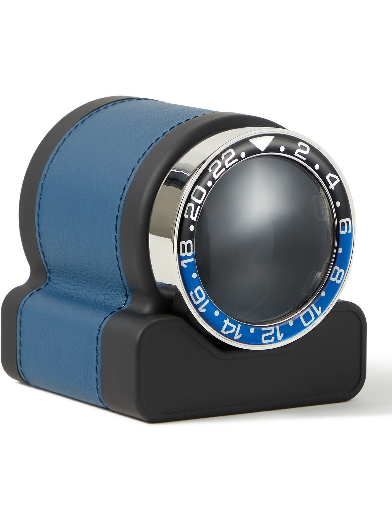 Photo: Scatola del Tempo - Rotor One Sport Leather Watch Winder