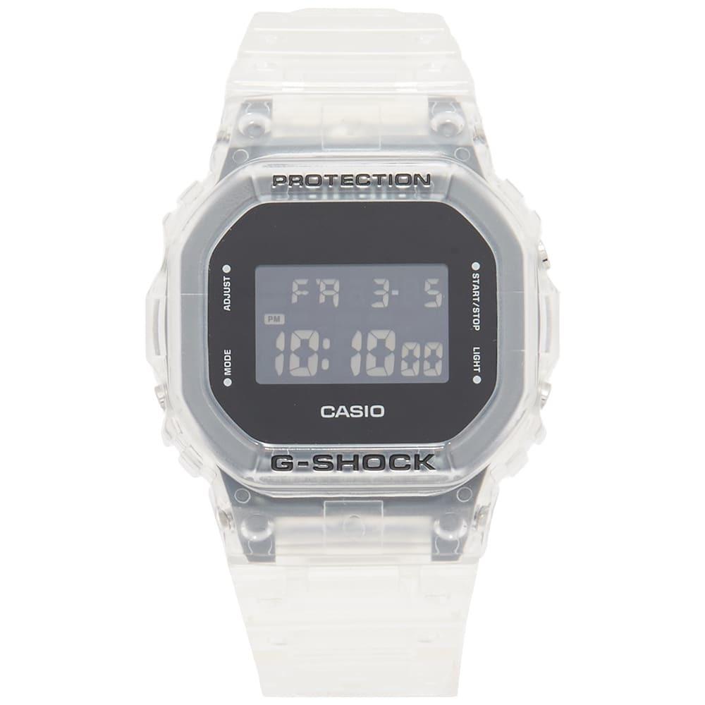 Photo: Casio G-Shock GA-5600 Transparent Watch