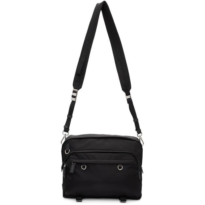 Photo: Prada Black Mountain Messenger Bag
