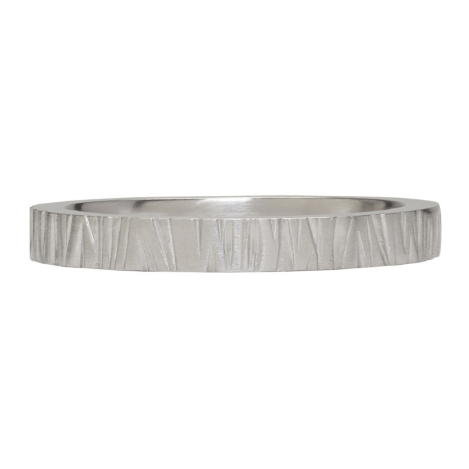 Photo: Tom Wood Silver Structure Ring