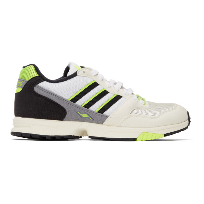 Photo: adidas Originals Off-White ZX 1000 Retro Sneakers