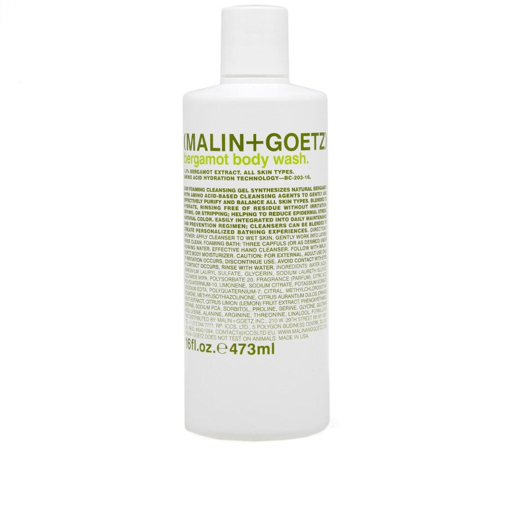 Photo: Malin + Goetz Bergamot Body Wash