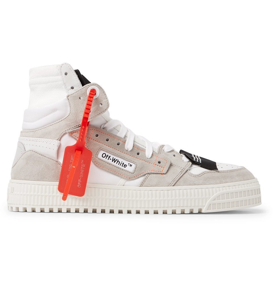 6102a19ae195 Off-White - 3.0 Off-Court Suede