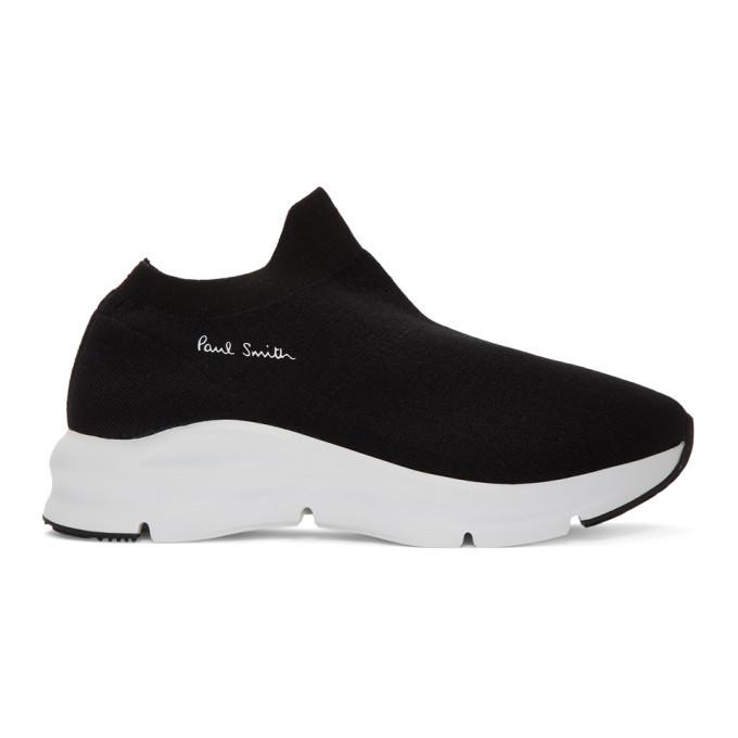 Photo: Paul Smith Black Pop Sneakers