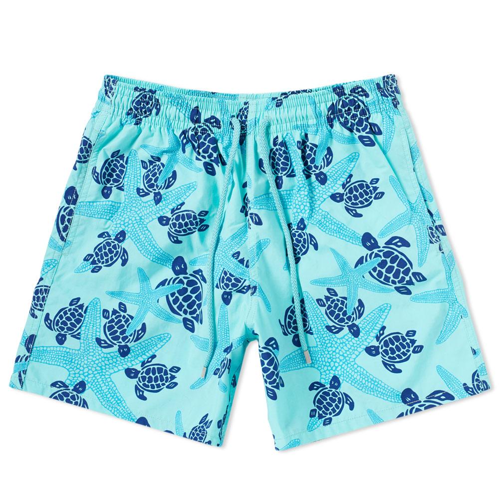 Photo: Vilebrequin Moorea Swim Short Blue