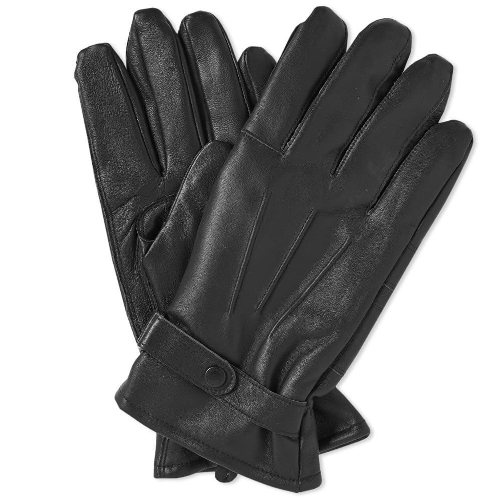 Photo: Barbour Burnished Leather Thinsulate Glove