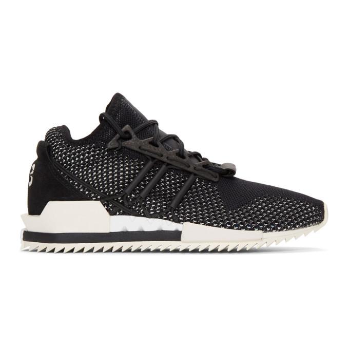 Y-3 Black Harigane Sneakers