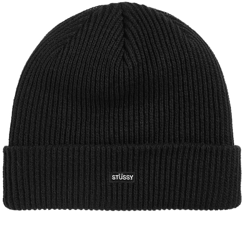 Photo: Stussy Small Patch Watchcap Beanie