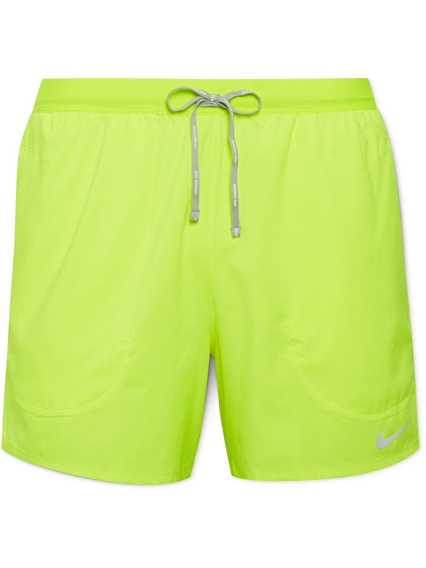 Photo: Nike Running - Flex Stride Dri-FIT Running Shorts - Green