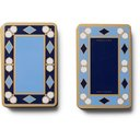Smythson - Two-Pack Playing Cards - Blue