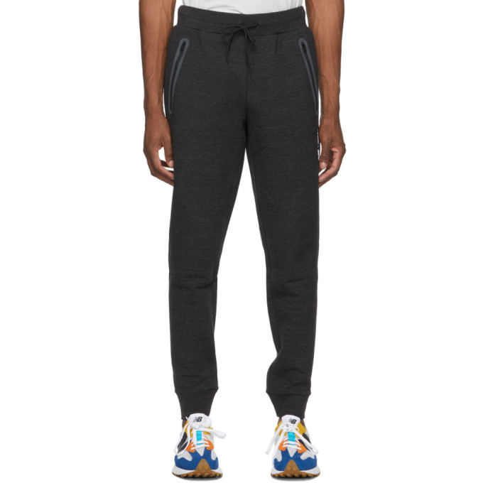 Photo: New Balance Black Fleece Fortitech Lounge Pants