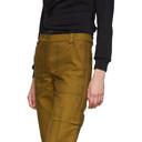 3.1 Phillip Lim Brown Woolmark Slim Cargo Jeans