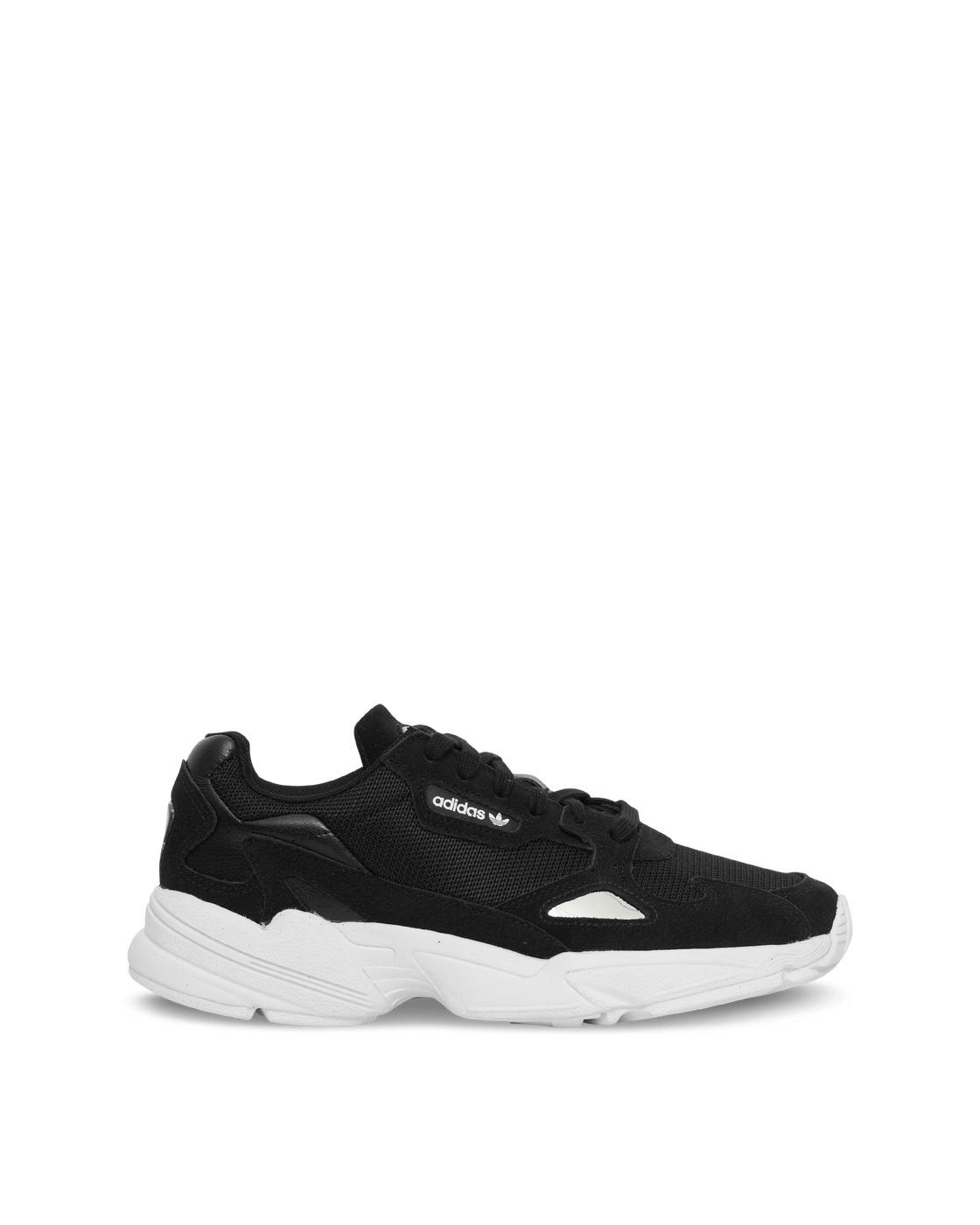 Photo: Adidas Originals Falcon Sneakers Core Black