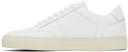 Common Projects White Zeus Prototype Low Sneakers