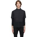 Asics Black Winter Vest