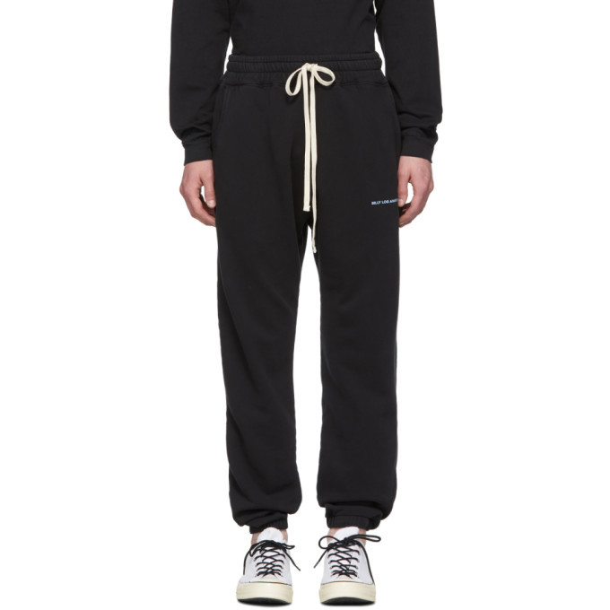 Photo: Billy Black Logo Lounge Pants