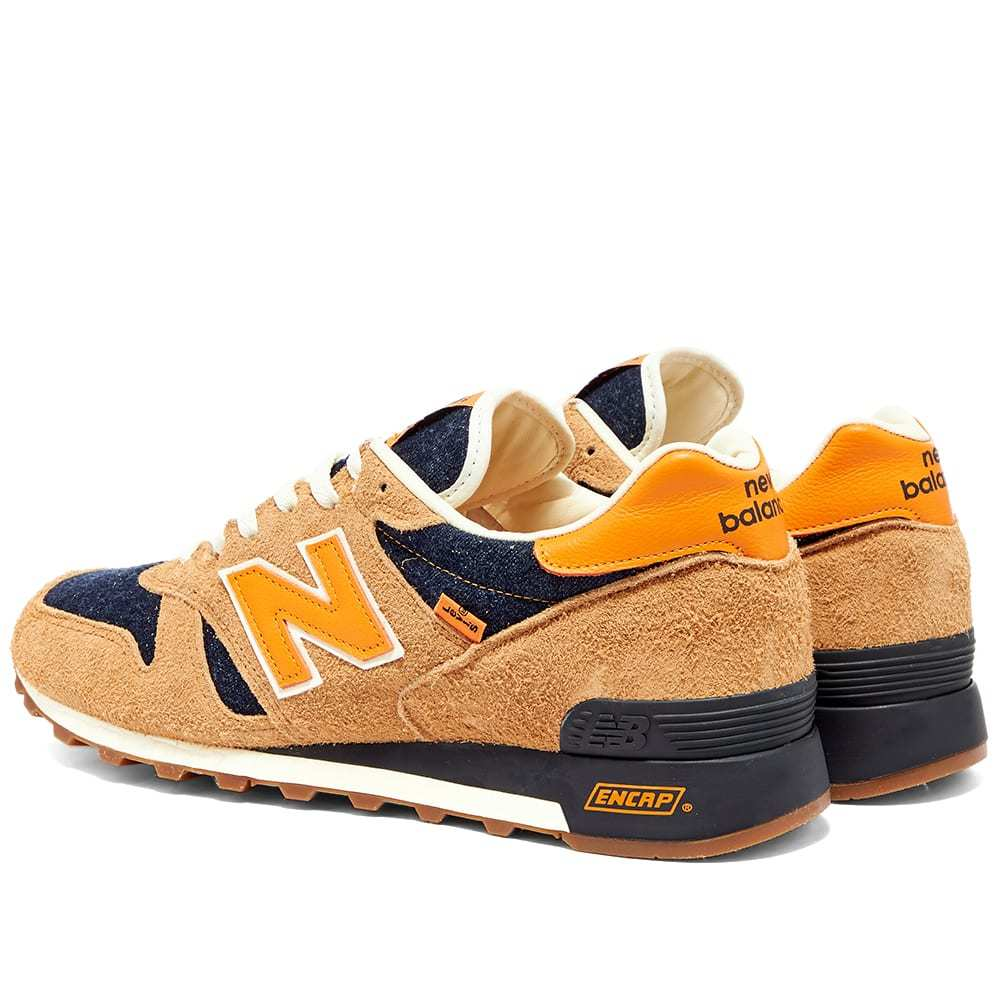 New Balance x Levi's M1300LV - Made in USA