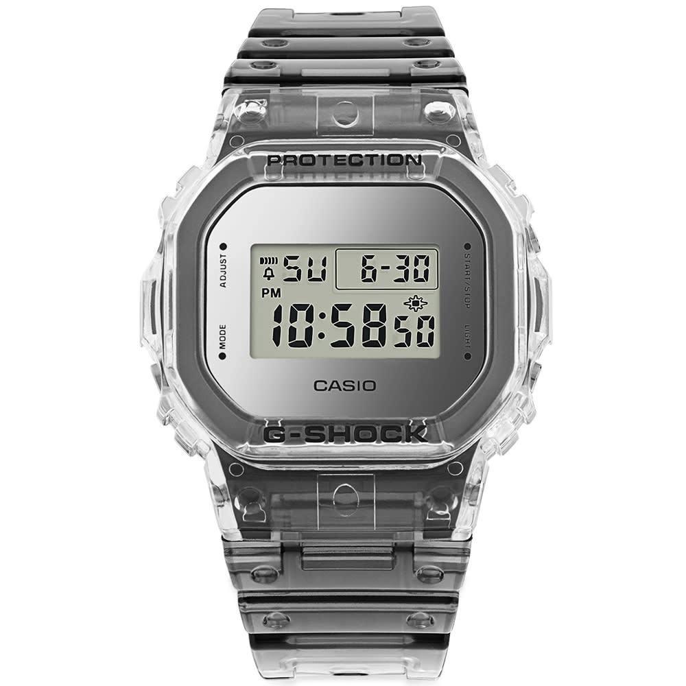 Photo: G-Shock DW-5600SK-1ER Skeleton Series Watch