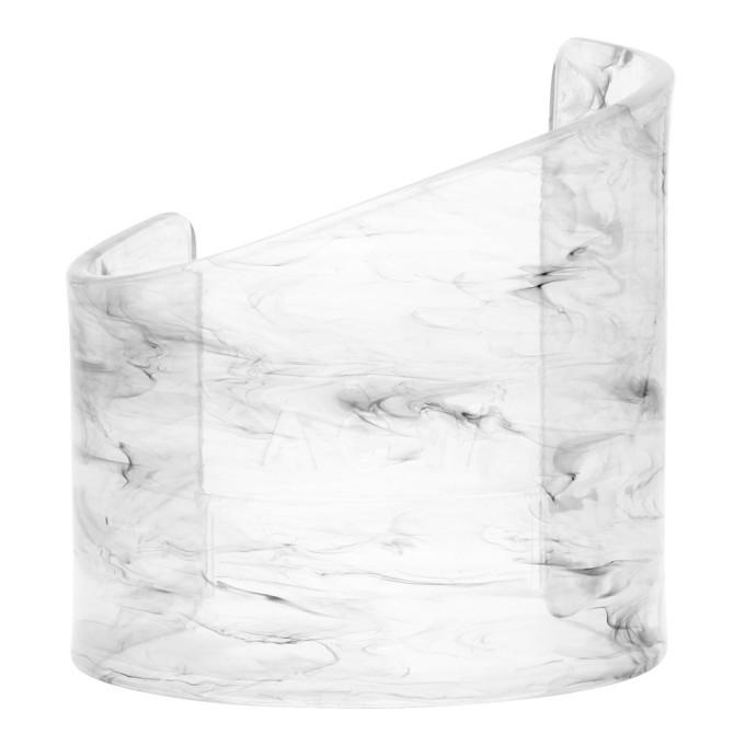 Photo: A-Cold-Wall* Transparent Wrist Cuff Bracelet