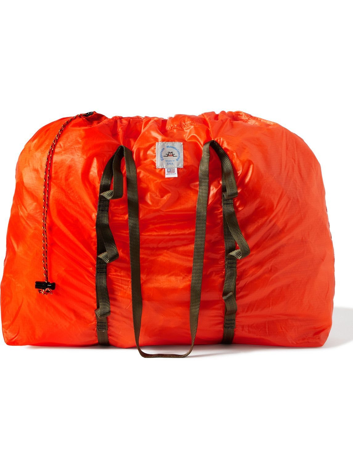 Photo: Epperson Mountaineering - Climb Large Packable Logo-Appliquéd Nylon-Ripstop Tote Bag