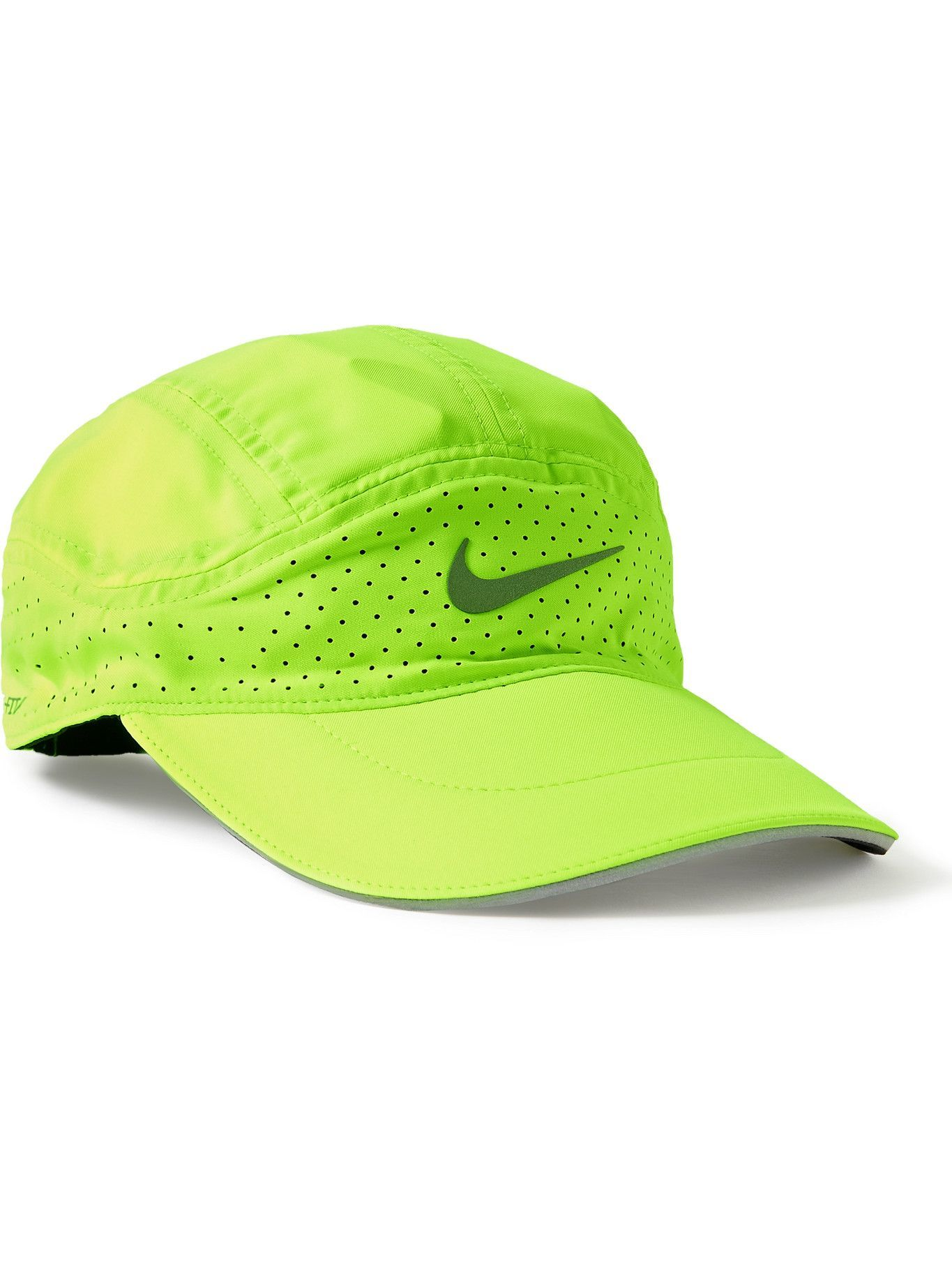 Photo: Nike Running - AeroBill Tailwind Recycled Dri-FIT and Mesh Baseball Cap
