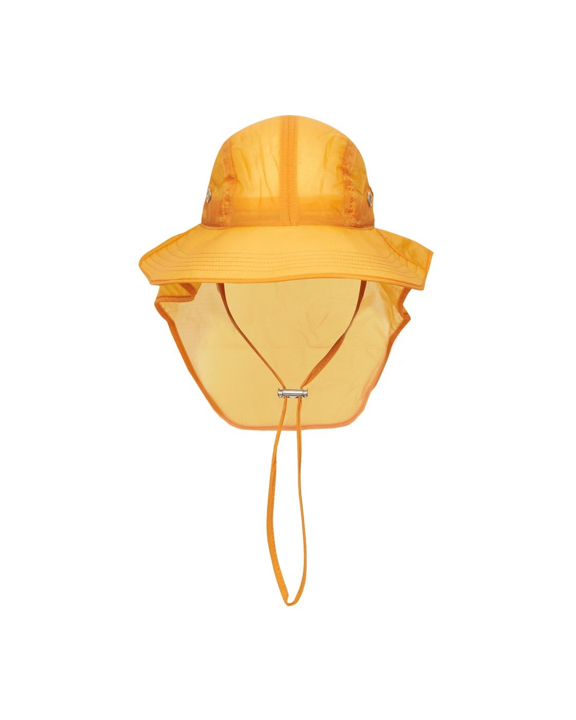Photo: Moncler Genius 2 Moncler 1952 Hat Open Orange