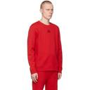 Hugo Red Diragol212 Sweatshirt