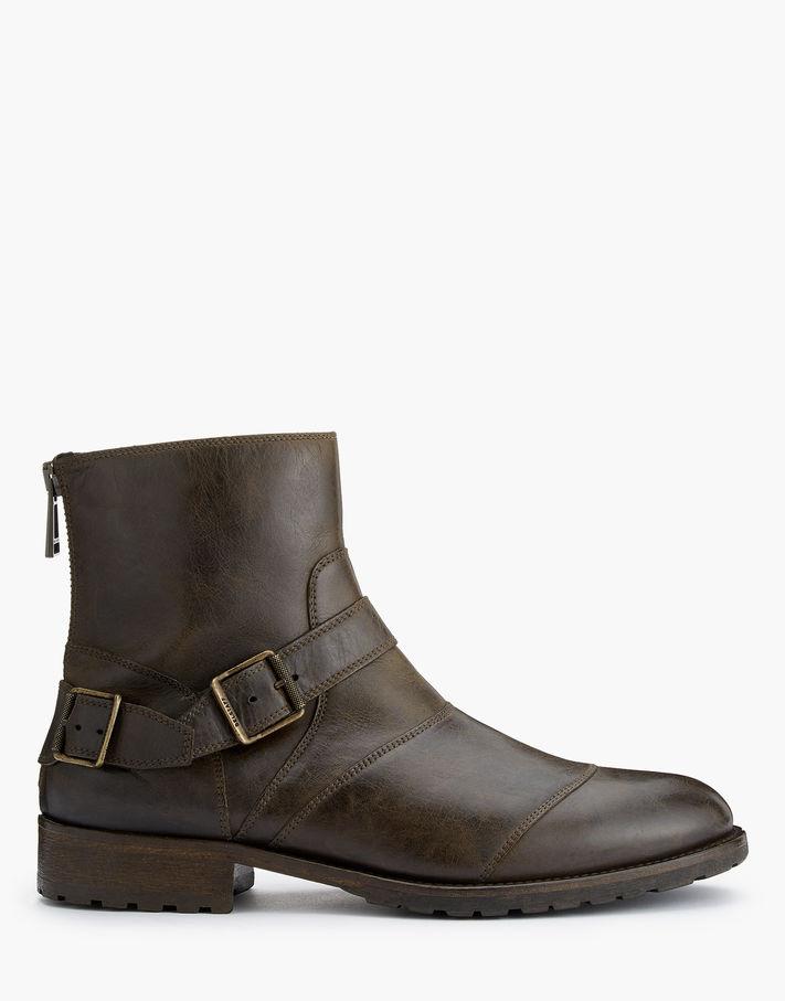 Belstaff Trialmaster Boots Black