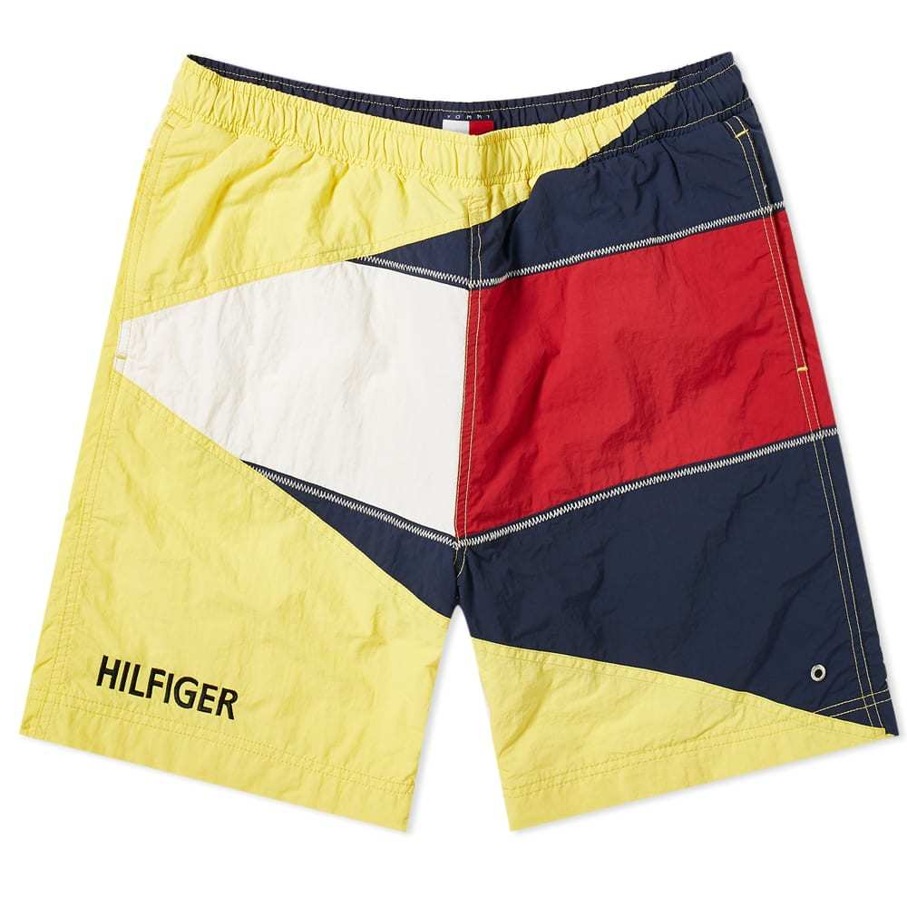 Photo: Tommy Jeans Summer Flag Short
