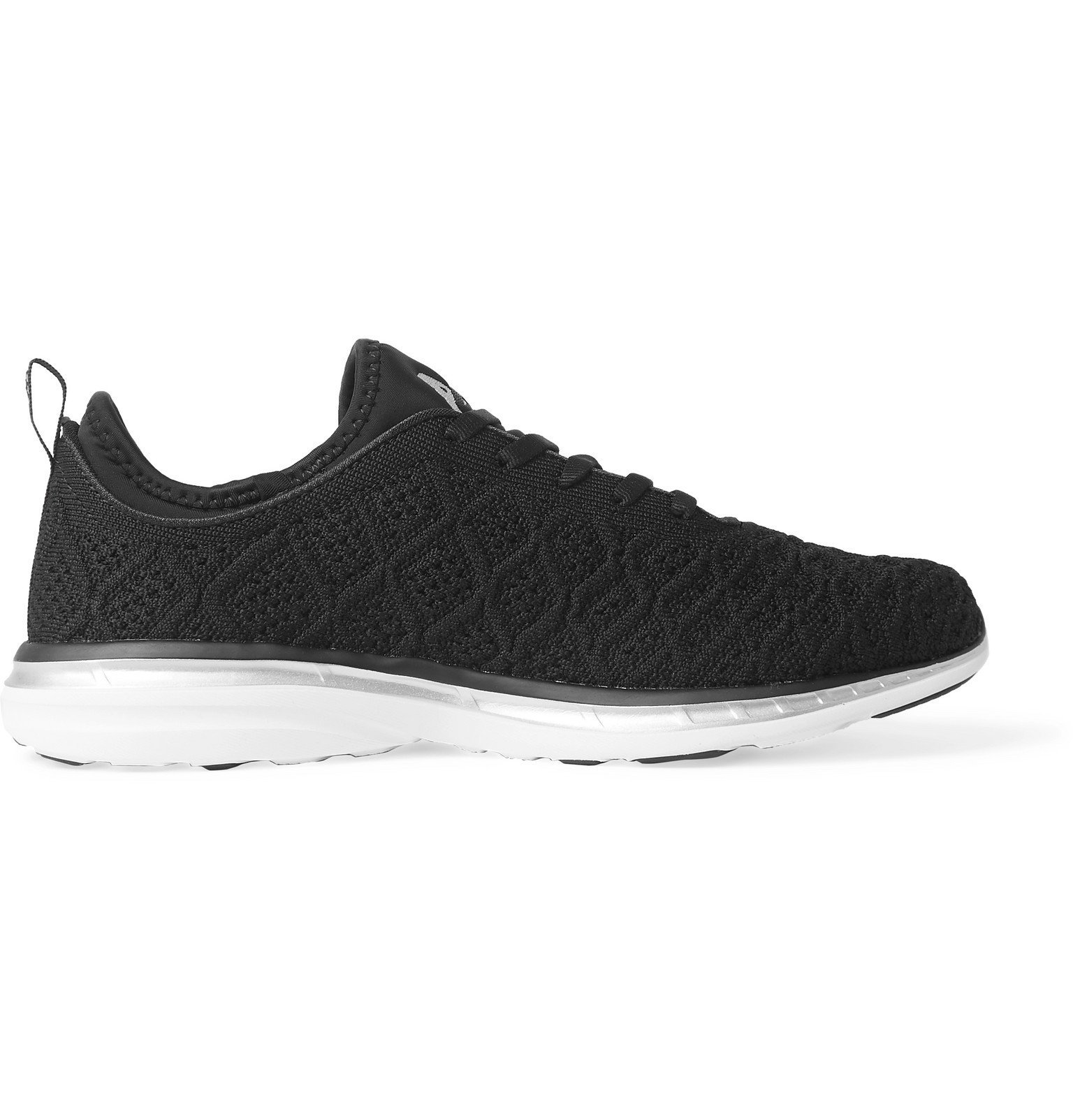 Photo: APL Athletic Propulsion Labs - TechLoom Phantom Running Sneakers - Black