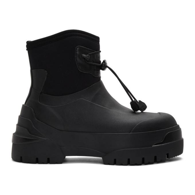 Photo: Moncler Genius 6 Moncler 1017 ALYX 9SM Black Alison Boots