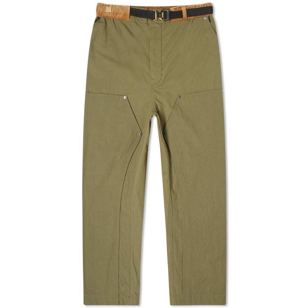 Photo: Sacai Cotton Oxford Pant