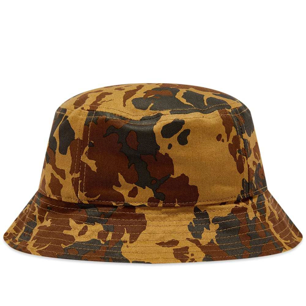 Photo: Wood Wood All Over Camo Print Bucket Hat
