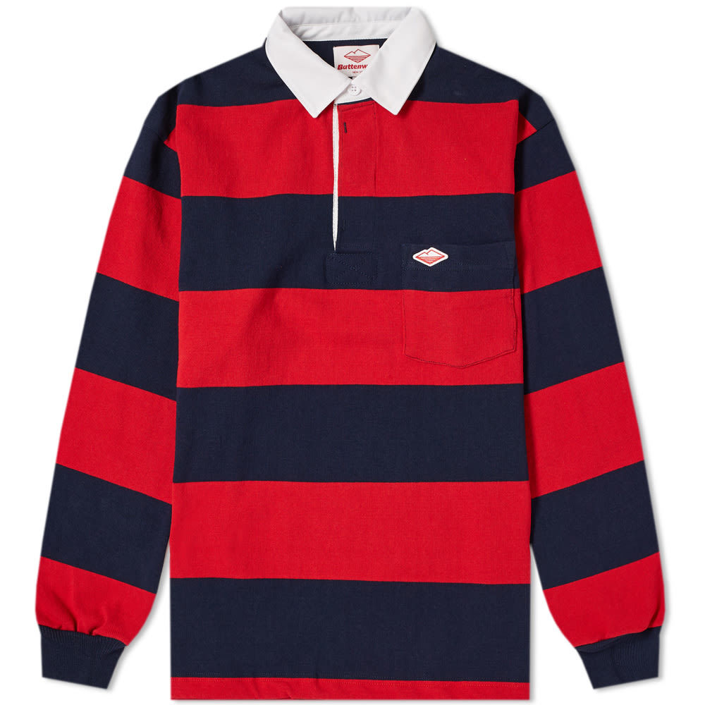 Photo: Battenwear Stripe Pocket Rugby Shirt