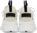 MCQ White Orbyt Descender No. 2 Sneakers