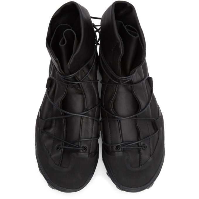 OAMC Black adidas Originals Edition Type 0-3 Sneakers