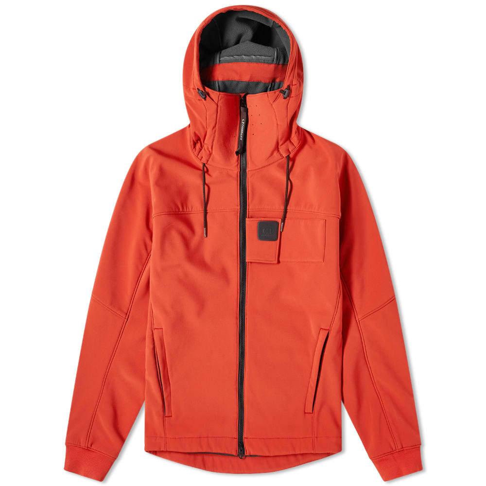Photo: C.P. Company Urban Protection Soft Shell Jacket