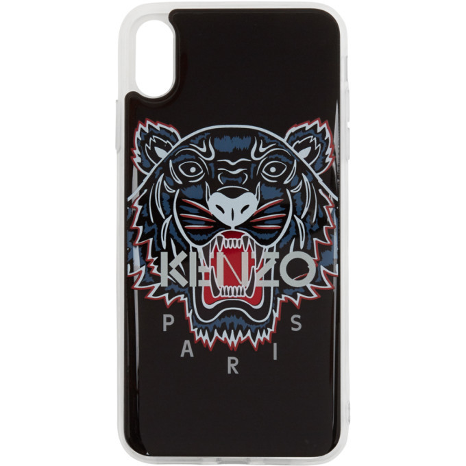 Photo: Kenzo Black Tiger iPhone XS Max Case
