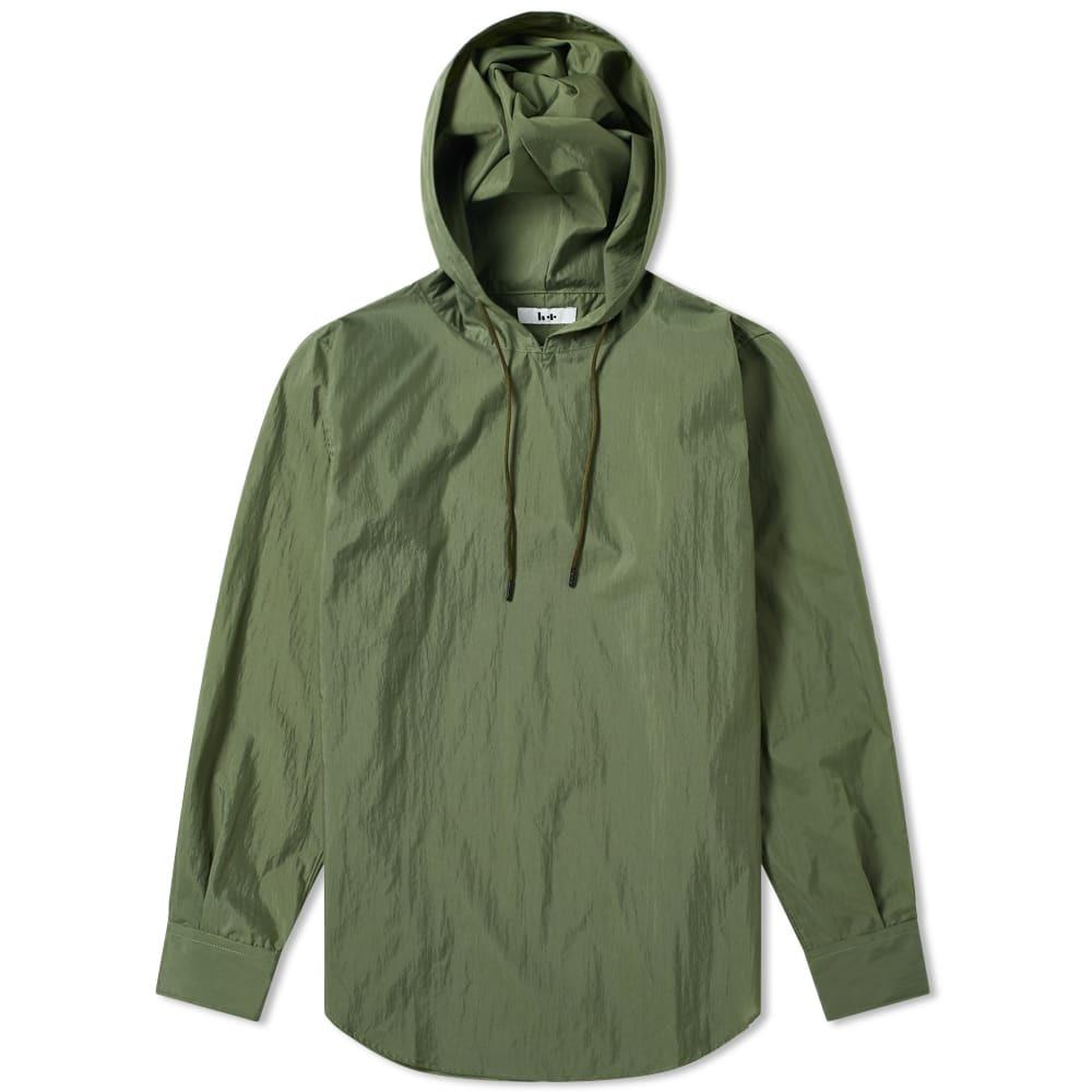 Photo: Head Porter Plus Hooded Nylon Shirt