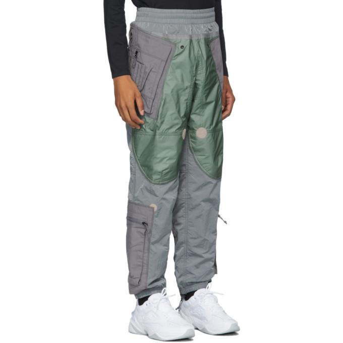 Nike Grey NRG ISPA Adjustable Track Pants