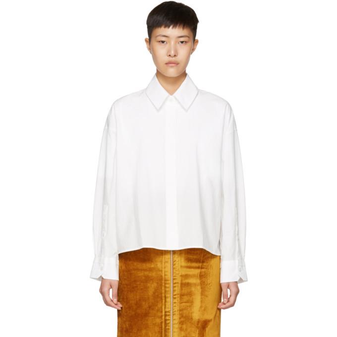 Acne Studios Off-White Britta Shirt