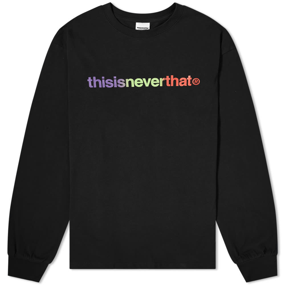 Photo: thisisneverthat Long Sleeve T-Logo Tee