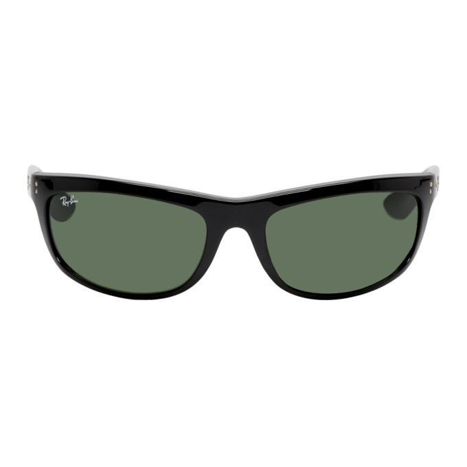 Photo: Ray-Ban Black Balorama Sunglasses
