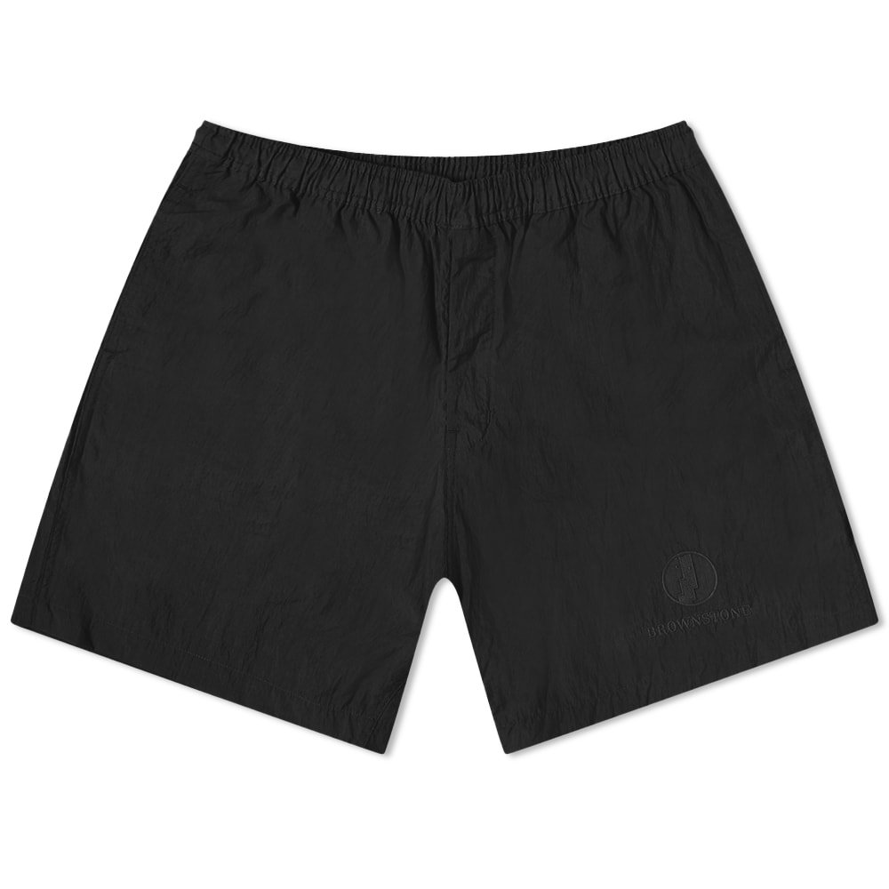 Photo: Brownstone Nylon Water Resistant Shorts