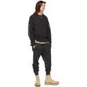 Ksubi Black Restore Trax Lounge Pants