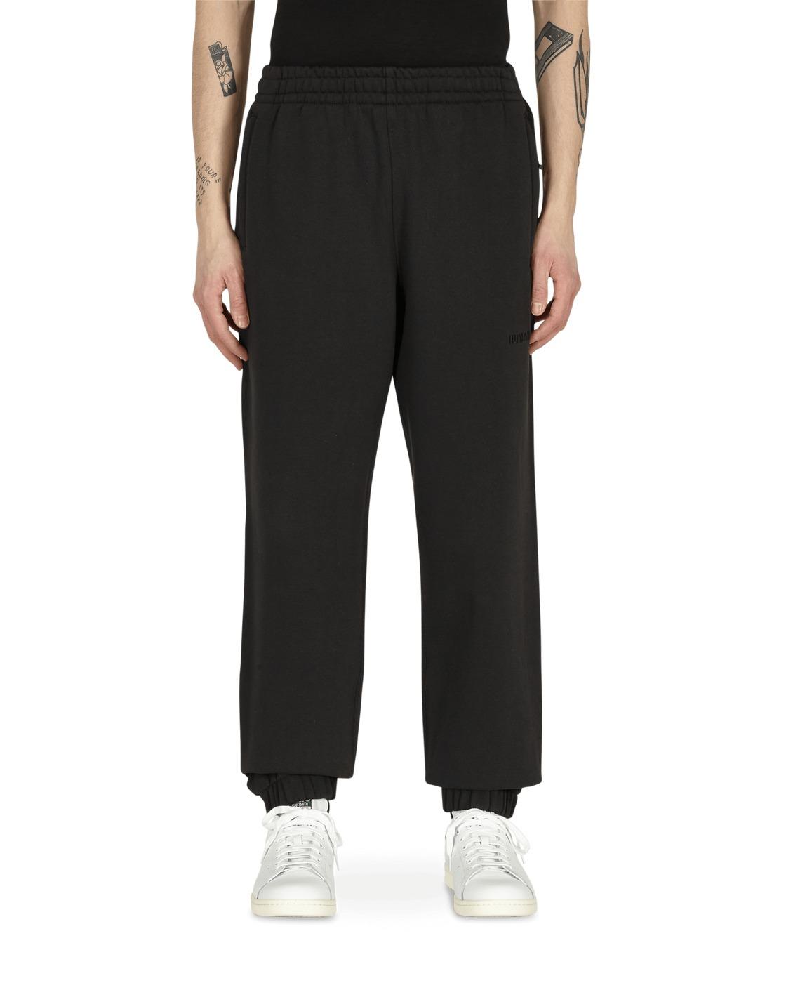 Photo: Adidas Originals Pharrell Williams Basics Sweatpants Black