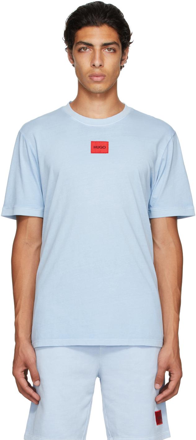 Photo: Hugo Blue Diragolino T-Shirt