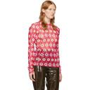 GmbH Pink Mesh Gabriel Rashguard T-Shirt