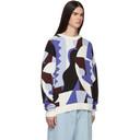 NAPA by Martine Rose Multicolor D-Ornon Sweater